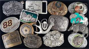 Smith & Wesson, Beer Advertising and Other Buckles