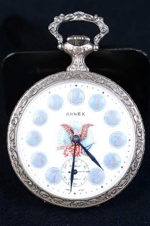 Vintage Arnex Pocket Watch