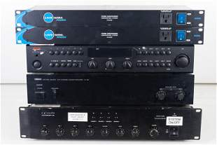 Amps and Equalizers
