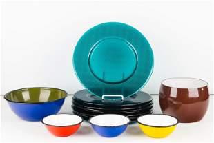 Dansk Pot and Dinnerware