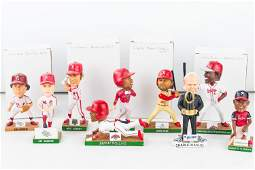 Reading Pirates & 8 Phillies (AAA) Bobbleheads