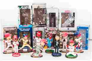 10 Philadelphia Phillies Bobbleheads