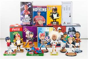 9 Lehigh Valley Iron Pigs (AAA) Bobbleheads