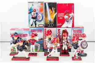 All 8 Washington Nationals 2019 Bobbleheads