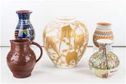 International Vase Collection (5)