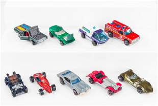 Hot Wheels Red Line Vehicles