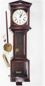 Hamilton Regulator Wall Clock/Westminster Chime