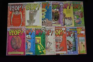 Plop! by DC Comic Books (13 total)