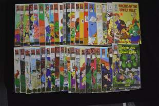 Knights of the Dinner Table Comic Books (42 total)