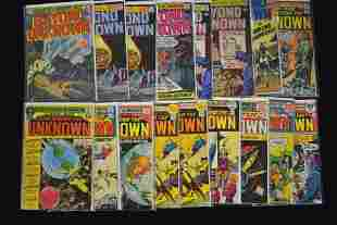 From Beyond the Unknown Comic Books (17 total)