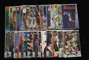 Collection of Vampire Comics (30 total)
