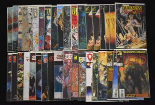 Dead World and Other Comic Books (37 total)