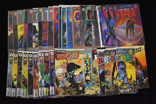 Johnny Quest and Related Comic Books (38 total)