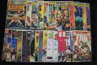Hercules, Beowulf, and Other Comics (30 total)