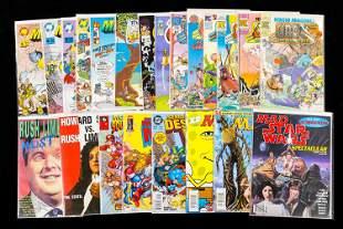 Sergio Aragone's Comics and Other Parody Comics