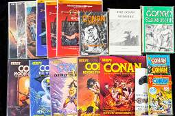 Conan and Other RPG and Books