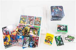 Collector Cards / Marvel Masterpieces