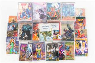 Collector Cards, Holograms / X-Men