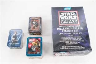 Collector Cards / Star Wars / Sealed Sets