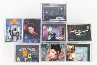 Star Trek Collector Cards (8 Sets)