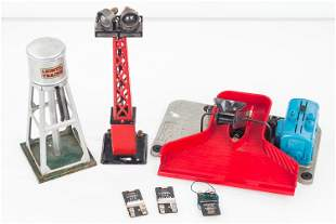 Lionel Coal Loader and Related Items