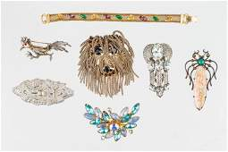 Vintage Coro Jewelry and More