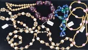 Artist Signed Costume Jewelry