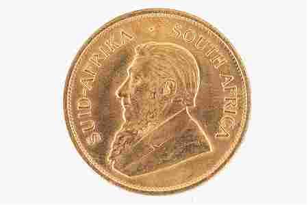 1976 1 oz. Fine Gold Krugerrand