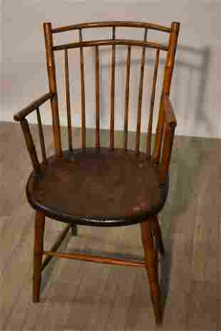 Period Birdcage Windsor Side Chair