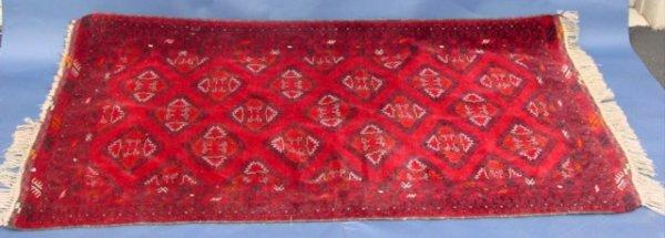 2: Oriental Rug