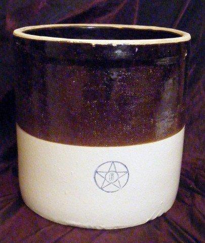 4: Stoneware Crock