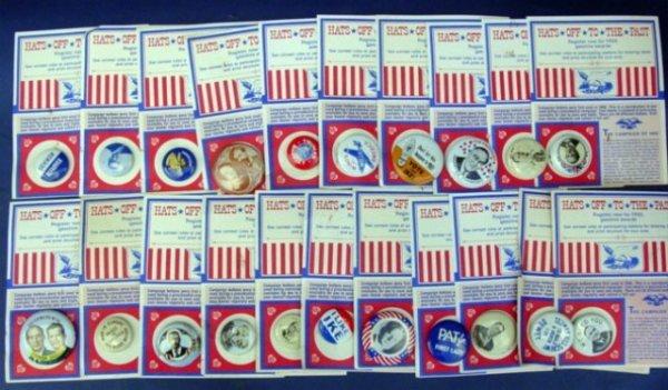 10: Political Pins