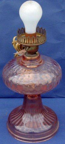16: Oil Lamp