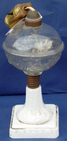 17: Oil Lamp