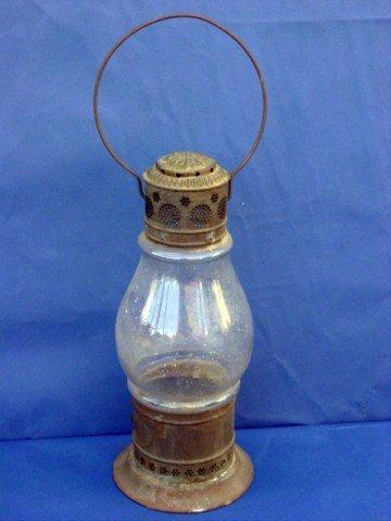 19: Oil Lamp