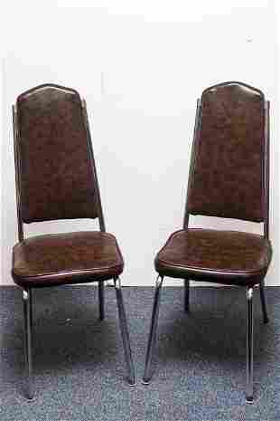Pair of 60s Modern Douglas Furniture Co. Chairs