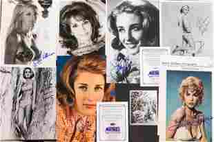 Autographed Photos of Actresses