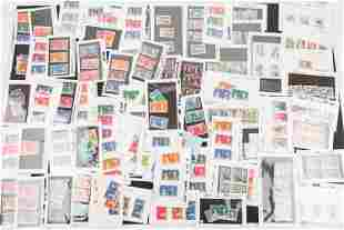 Foreign Stamp Collection