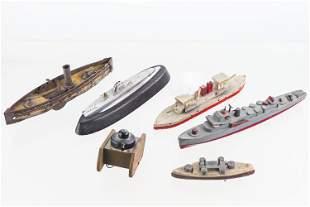 Vintage Nautical Toys