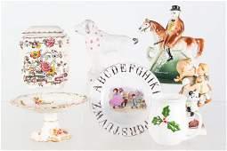 Mason, Hummel, and Other Porcelain