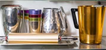 Iodized and Other Aluminum Kitchenware