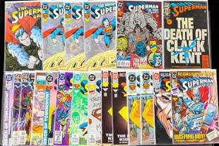 Superman and Related Comics