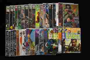 Monster Related Comic Books (35 total)