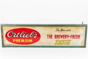 Vintage Ortlieb's Premium Beer Light