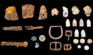 Civil War Era Bullets and Relics