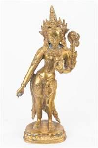 Brass Figure of Shiva