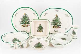 Spode Christmas Tree Pattern China