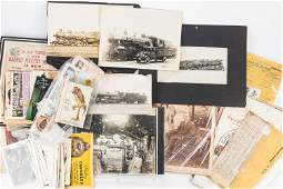 Woodrow Wilson, Train, Other Photos, Ephemera