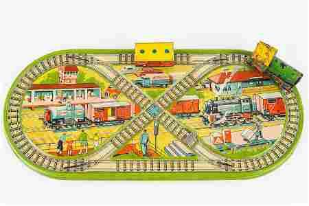 Technofix Tin Litho Train Set