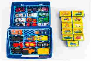 Lesney Matchbox Cars In Box and Related